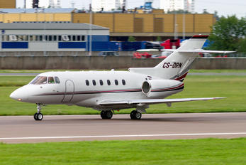 CS-DRN - NetJets Europe (Portugal) Raytheon Hawker 800XP