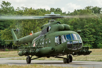 605 - Poland- Special Forces Mil Mi-17