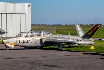 F-GUYD - Private Fouga CM-170 Magister