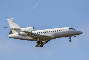 F-GNVK - Private Dassault Falcon 900 series