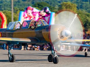 EC-HYX - Private Yakovlev Yak-52