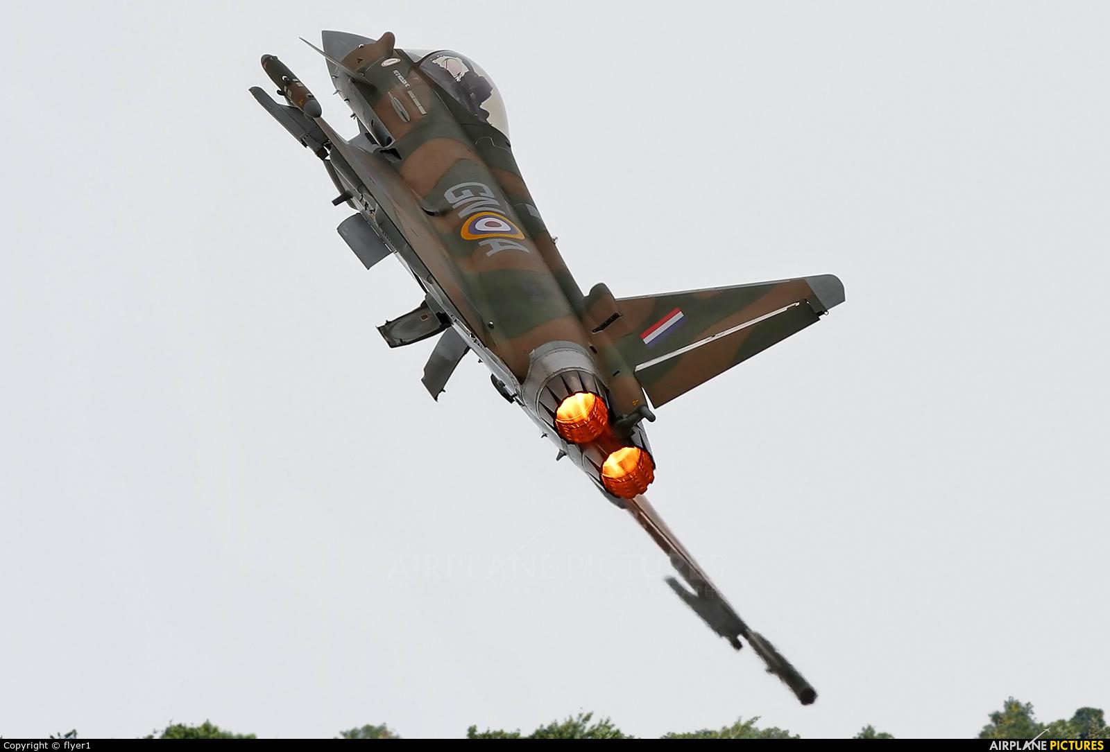 Royal Air Force ZK349 aircraft at Fairford