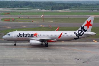 JA11JJ - Jetstar Japan Airbus A320