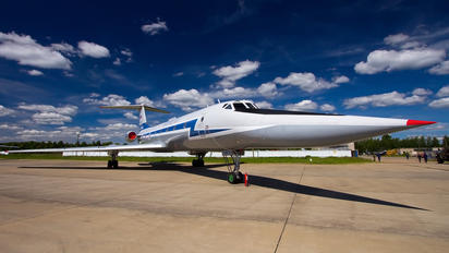 RF-94246 - Russia - Air Force Tupolev Tu-134UBL