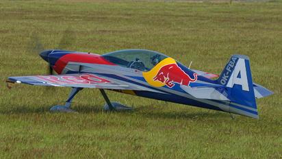 OK-FBA - The Flying Bulls Duo : Aerobatics Team XtremeAir XA42 / Sbach 342