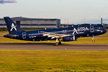 SX-DIO - Astra Airlines Airbus A320