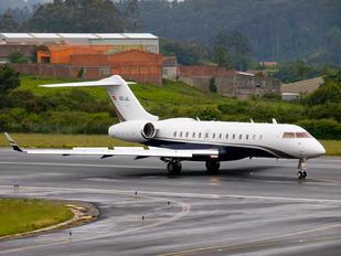 EC-JIL - Private Bombardier BD-700 Global Express
