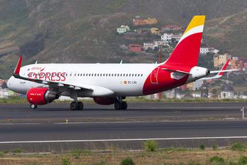 EC-LVQ - Iberia Express Airbus A320