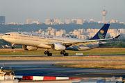 HZ-AQC - Saudi Arabian Airlines Airbus A330-300 aircraft