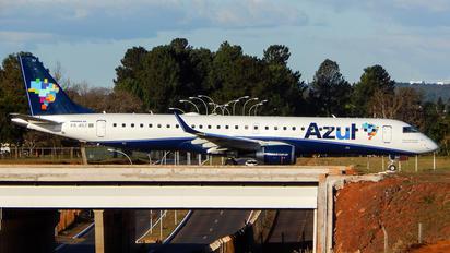 PR-AUJ - Azul Linhas Aéreas Embraer ERJ-195 (190-200)