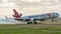 PH-MCW - Martinair Cargo McDonnell Douglas MD-11F aircraft