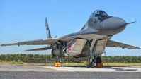 #2 Poland - Air Force Mikoyan-Gurevich MiG-29A 108 taken by Roman N.