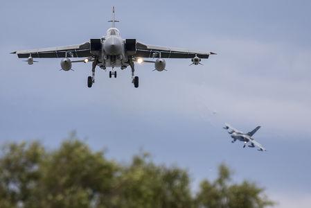 #1 Royal Air Force Panavia Tornado GR.4 / 4A - taken by Nigel Paine