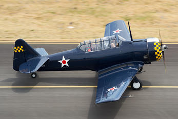 N512SE - Historic Flight Foundation North American Harvard/Texan (AT-6, 16, SNJ series)