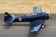 N512SE - Historic Flight Foundation North American Harvard/Texan (AT-6, 16, SNJ series) aircraft