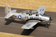 NX82FT - Private North American T-28A Trojan aircraft