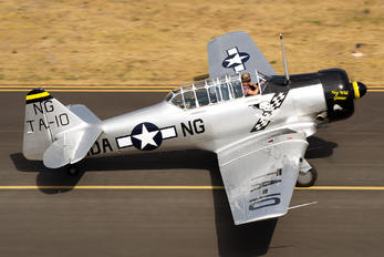 N190FS - Private North American Harvard/Texan (AT-6, 16, SNJ series)
