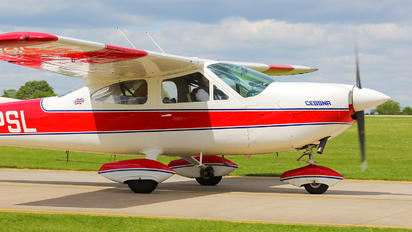 G-BPSL - Private Cessna 177 Cardinal