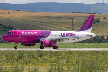 HA-LPX - Wizz Air Airbus A320