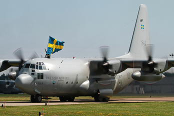 84004 - Sweden - Air Force Lockheed Tp84 Hercules