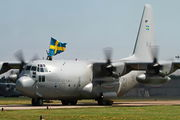 Swedish Air Force celebrates 50 years of Hercules service title=