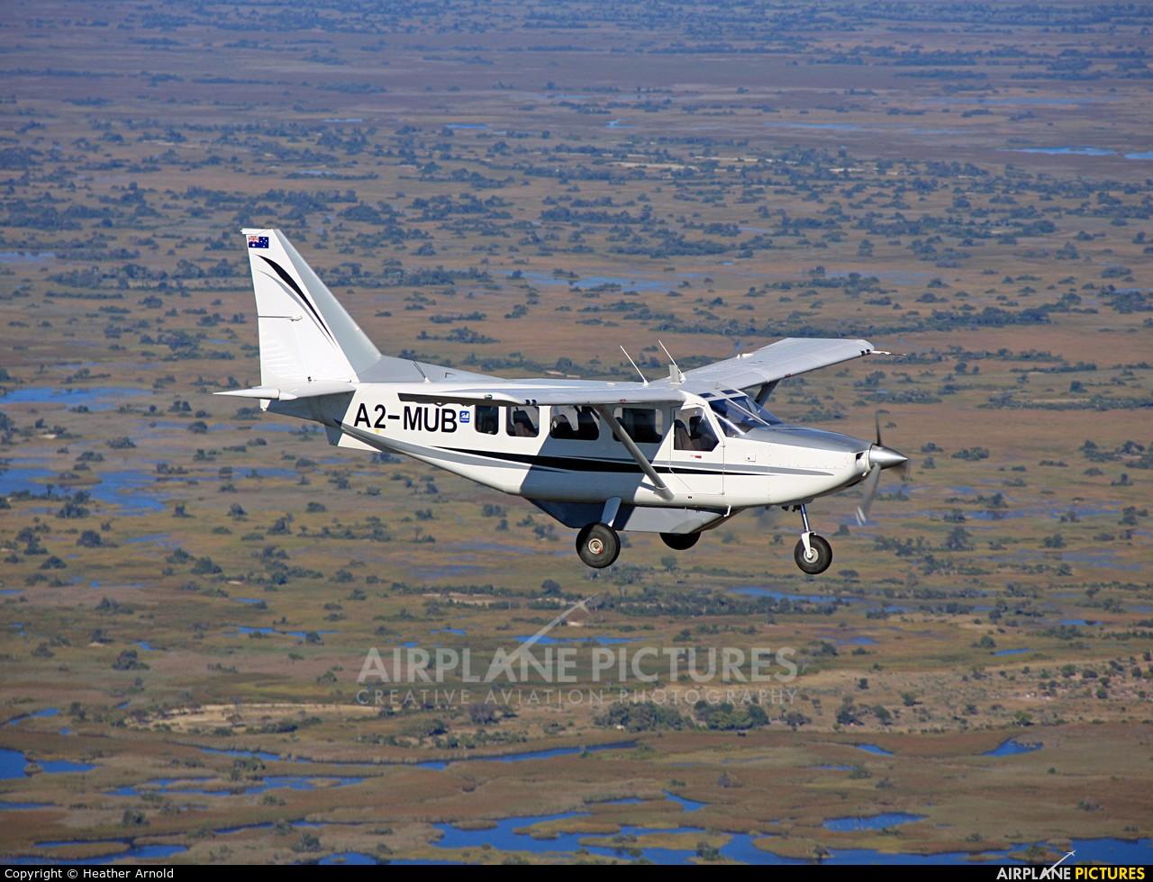 Mack Air A2-MUB aircraft at In Flight - Botswana