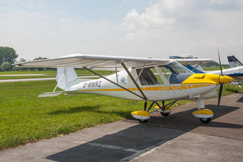 D-MWRZ - Private Ikarus (Comco) C42