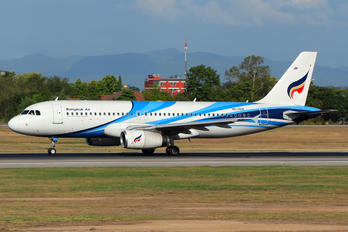 HS-PPK - Bangkok Airways Airbus A320