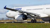 P4-NAS - Air Astana Airbus A321 aircraft