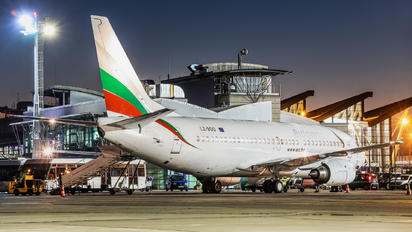 LZ-BOO - Bulgaria Air Boeing 737-300