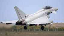ZK313 - Royal Air Force Eurofighter Typhoon FGR.4 aircraft