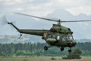 7332 - Poland - Army Mil Mi-2 aircraft