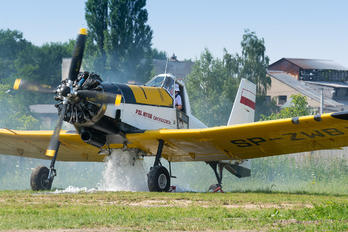 SP-ZWB - EADS - Agroaviation Services PZL M-18 Dromader