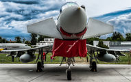 4-14 - Italy - Air Force Eurofighter Typhoon S aircraft
