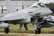 ZK317 - Royal Air Force Eurofighter Typhoon FGR.4 aircraft