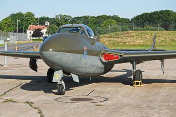 SE-DXU - Swedish Air Force Historic Flight de Havilland DH.115 Vampire T.55