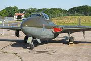 SE-DXU - Swedish Air Force Historic Flight de Havilland DH.115 Vampire T.55 aircraft