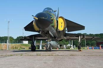 37809 - Swedish Air Force Historic Flight SAAB SK 37 Viggen