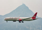 Virgin Atlantic B787-9 to Hong Kong to replace A340-600 title=