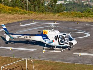 CS-HIA - Everjets Aerospatiale AS350 Ecureuil / Squirrel