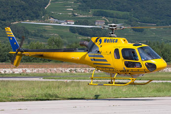 I-HBEP - Helica Eurocopter AS350 Ecureuil / Squirrel