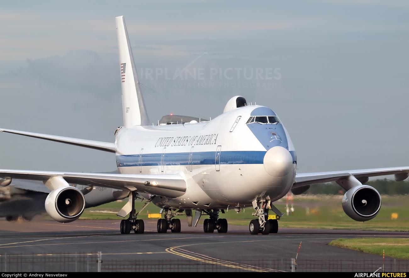 USA - Air Force 73-1677 aircraft at Tallinn