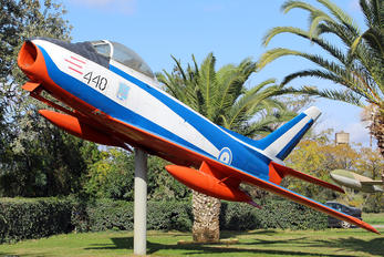 448 - Greece - Hellenic Air Force Canadair CL-13 Sabre (all marks)