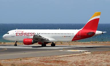 EC-LKG - Iberia Express Airbus A320