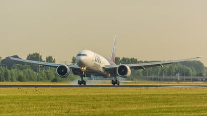 N772LA - LAN Cargo Boeing 777F