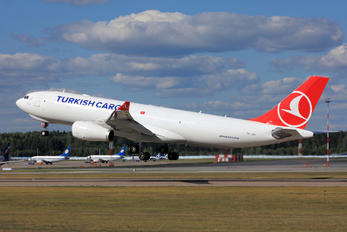 TC-JOU - Turkish Cargo Airbus A330-200F