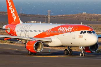 G-EZOL - easyJet Airbus A320