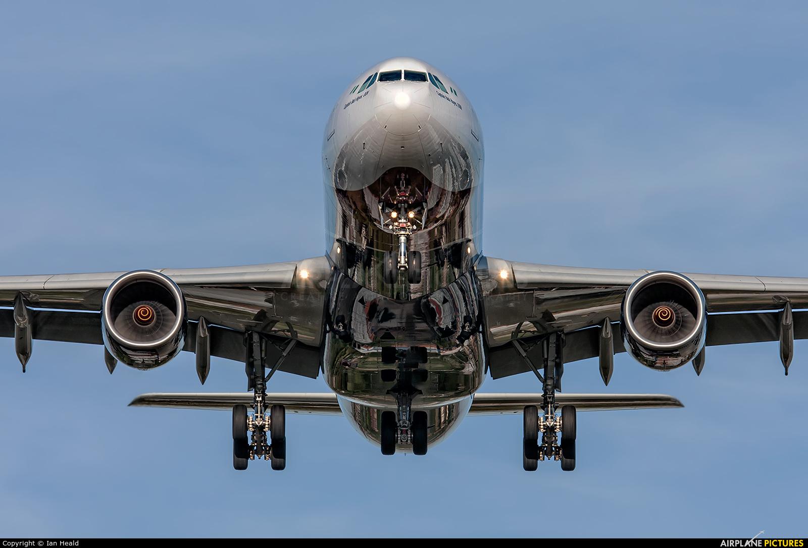 Arik Air CS-TFX aircraft at London - Heathrow