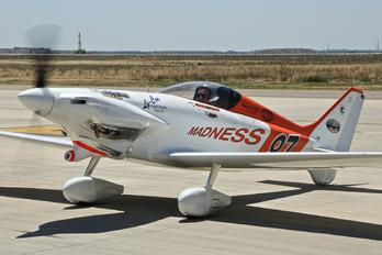N678RB - Private Experimental Aviation model
