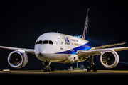 JA827A - ANA - All Nippon Airways Boeing 787-8 Dreamliner aircraft